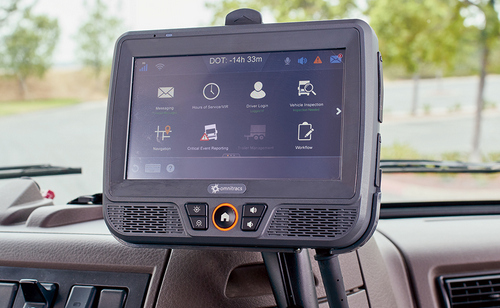 Android's Rise in Trucking